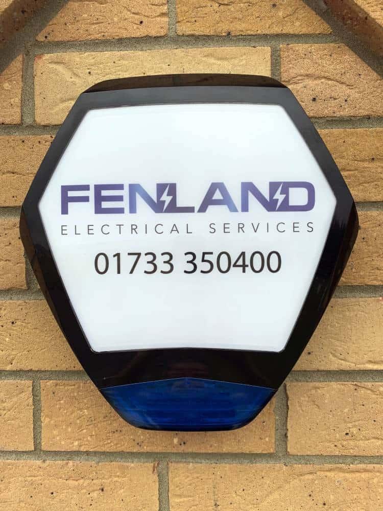 Fenland Electrical Intruder Alarm